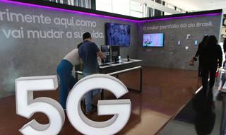 Exposição no Palácio do Planalto mostra tecnologia 5G no dia a dia do usuário
