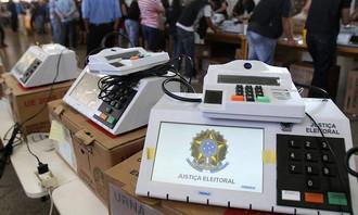Justiça eleitoral aprova projetos de novas urnas eletrônicas já para o pleito deste ano