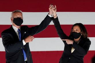 Joe Bide assume presidência dos EUA com a Capital americana sitiada