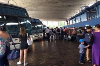Ônibus que fazem as linhas do Entorno do Distrito Federal vão utilizar a Plataforma D
