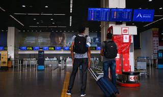 Aeroportos e rodoviárias terão queda acentuada de passageiros
