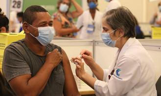 Campanha publicitária do governo incentiva vacinação contra a covid-19