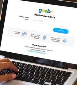 Com 112 milhões de pessoas cadastradas plataforma gov.br inova no atendimento
