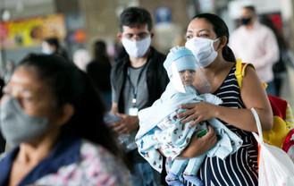 Segunda onda de novos infectados deve atingir quatro estados brasileiros