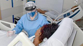 Valparaíso dispõe de mais três centros especializados para atendimento da Covid-19