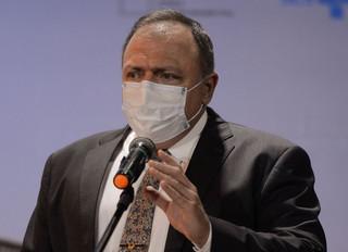 Ministro anuncia distribuição de 230,7 milhões de doses de vacinas