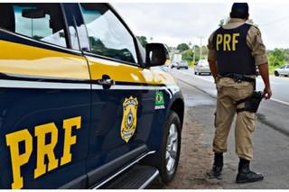 PRF apreende R$ 160 mil em eletrônicos contrabandeados do Paraguai para Valparaíso