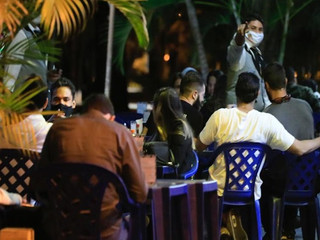 Novo decreto de Ibaneis Rocha amplia funcionamento de bares e restaurantes