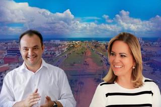 Disputa pela prefeitura de Valparaíso deve se polarizar entre Mossoró e Lêda