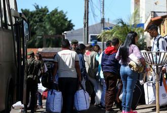 Governo prorroga prazo para acolher imigrantes venezuelanos no Brasil