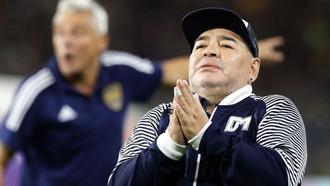 Morre Diego Maradona de parada cardiorrespiratória aos 60 anos