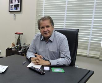 Luiz Attié é hoje o nome mais lembrado pelos cristalinenses para o Executivo municipal