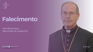 Corpo do bispo emérito de Luziânia Dom Afonso Fiorezer é velado na catedral diocesana