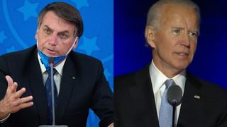 Bolsonaro se compromete com Biden em acabar com o desmatamento ilegal