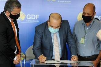 Plano de saúde do servidor público do GDF é um dos maiores do País