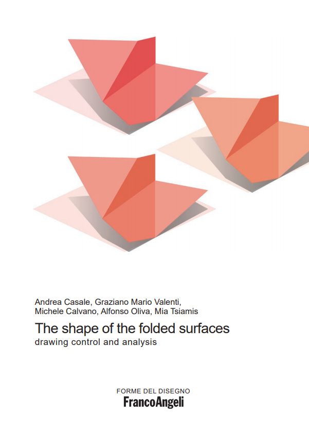 The shape of the folded surface