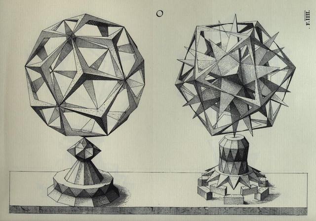 Digital polyhedra