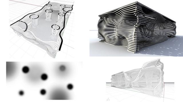 Apparent contours