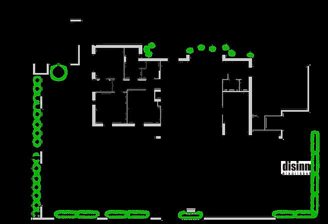 000_projekt domu jednorodzinnego z antre