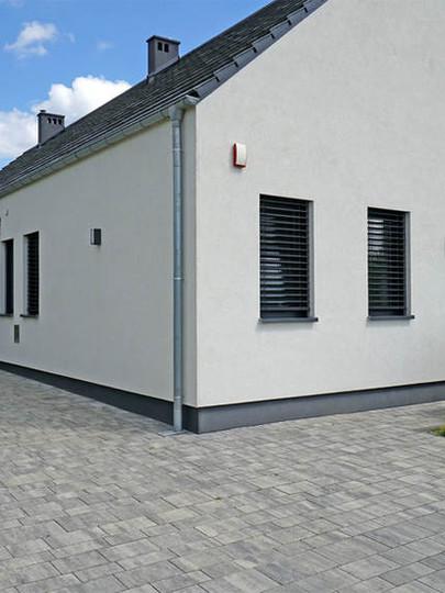 projekt domu parterowego Sokrates