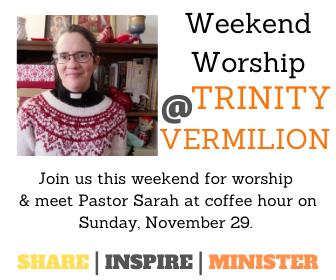 November 29 Worship Info