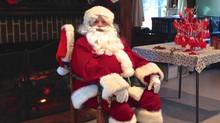 Breakfast with Santa, December 9th