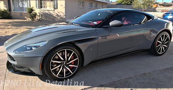 Detailed Aston Martin DB11