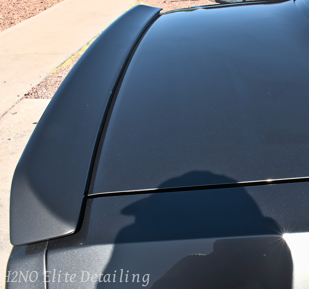 Perfectly polished trunk of challenger in El Paso