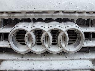 Audi rings soapy in El paso