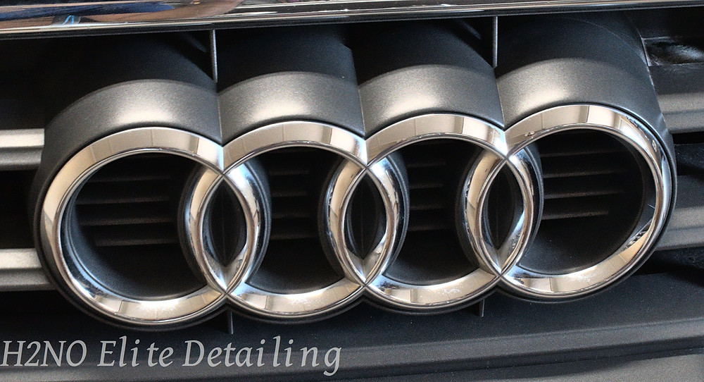 Removed bugs from Audi front rings