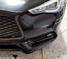 Chrome Delete on Grill of Acura
