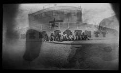 Pinhole Camera Photograph