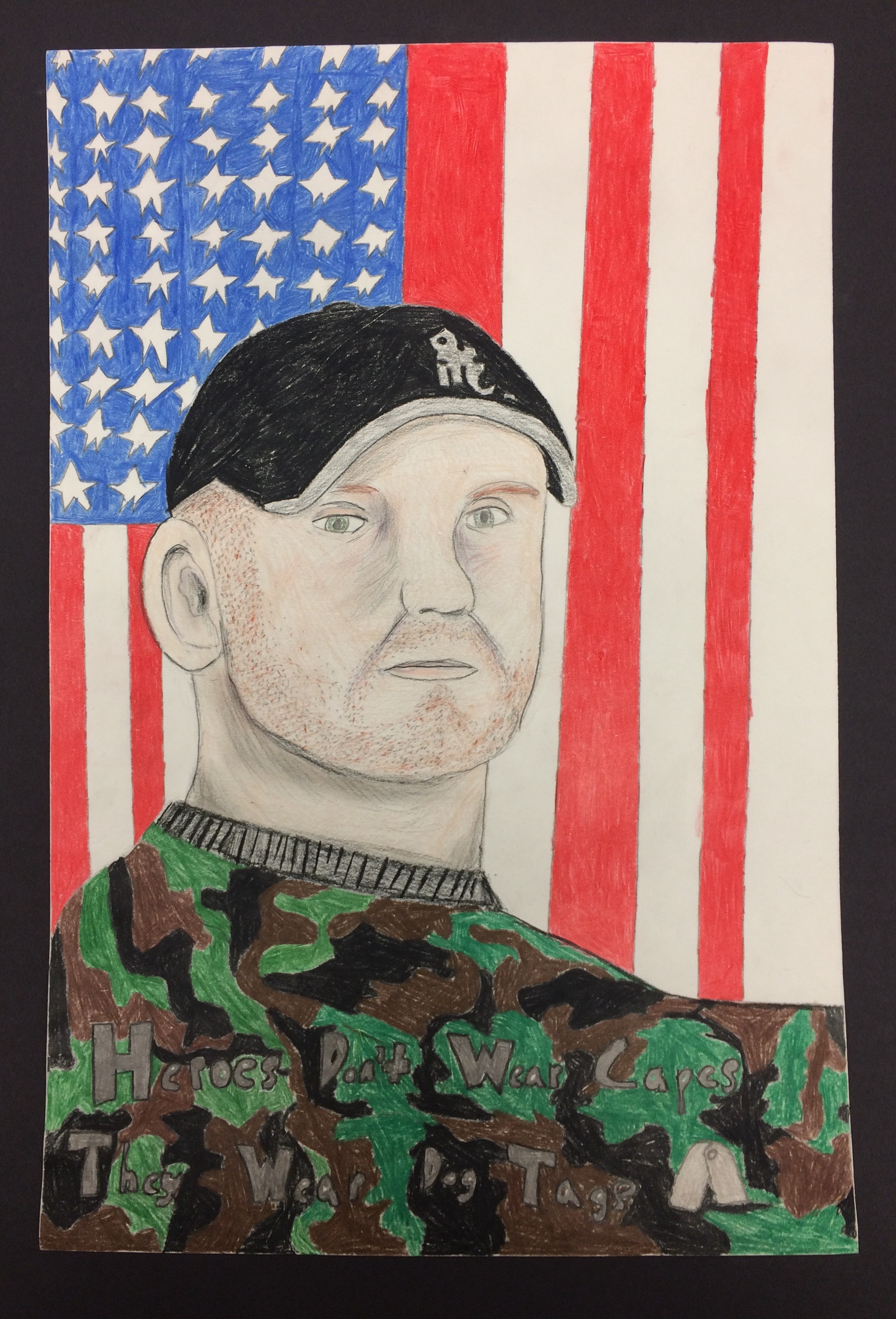 Veteran's Day Portrait