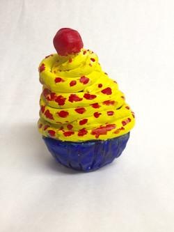 Wayne Thiebaud Cupcake
