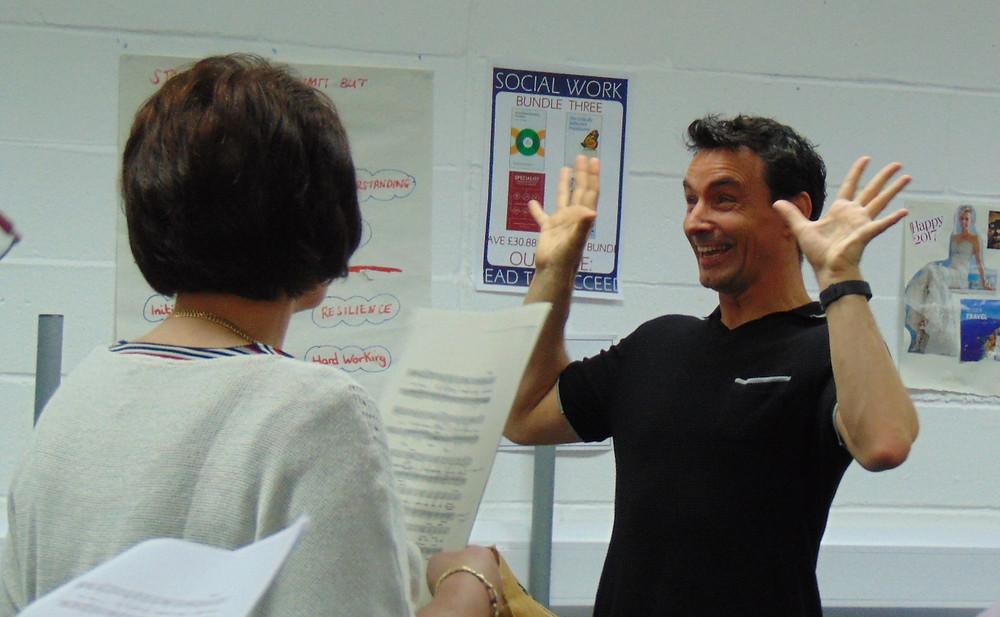 David Sangster Musical Director