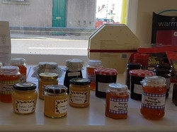 Jams and preserves Selkirk Pop-up Shop