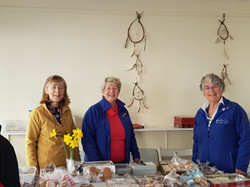 Dreamcatchers and Baking at Selkirk Pop-up Shop