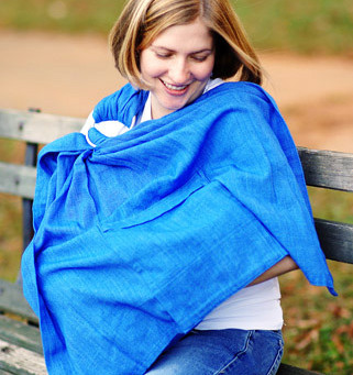Safe Sling Use Part 2: Breastfeeding in a sling?