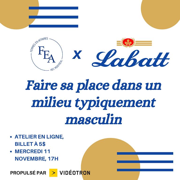 FEA x Labatt