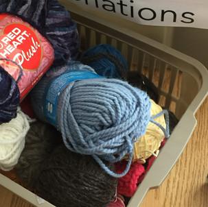 Cosburn Knitters #LoveInDeed.
