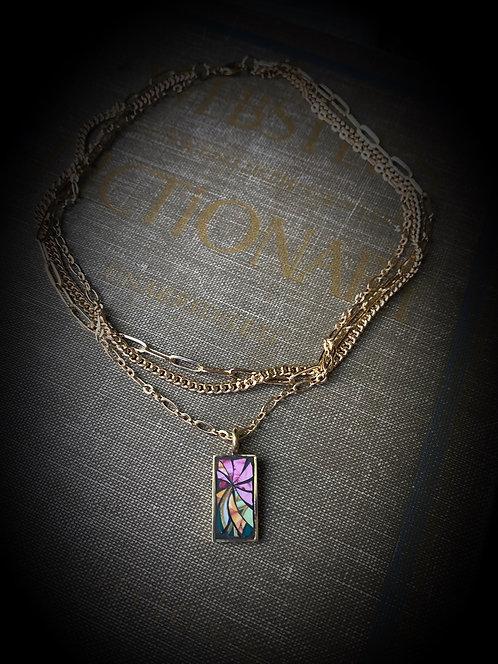 """Multi Strand Necklace """"Beauty"""""""