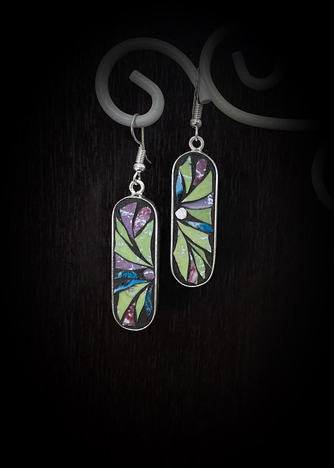"""""""Finding Your Way"""" Earrings"""