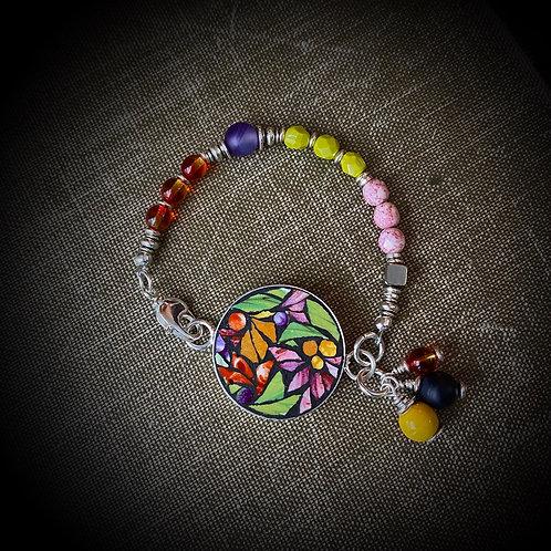 """""""Joy""""  Mosaic Bracelet"""