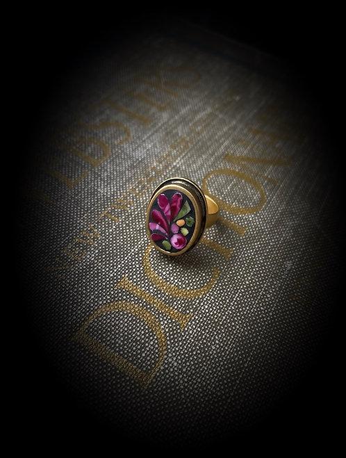 Mosaic Ring Adjustable