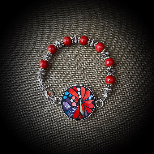 """True"" Mosaic Bracelet"
