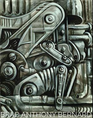 Solitude In Steel (Panel 2)