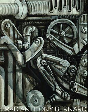 Solitude In Steel (Panel 1)