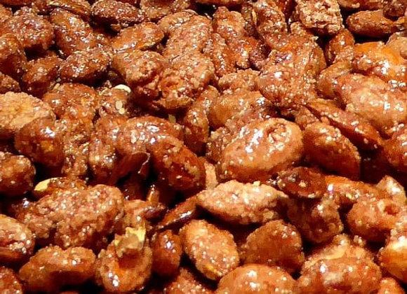 Caramel Roasted Cashews