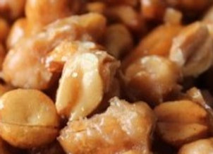 Caramel Roasted Peanuts
