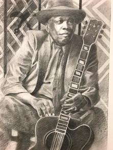 Blues Elder (JohnLee Hooker)